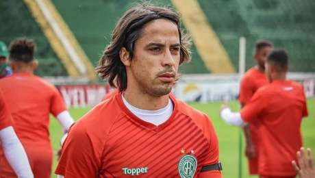 Ricardinho deixa o Guarani para reforçar o Sport
