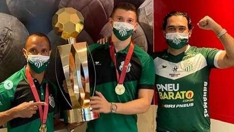 Uberlândia foi declarado campeão do Troféu Inconfidência