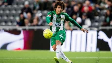 Neto Borges deixou o Brasil rumo ao futebol sueco e, hoje, está na Bélgica (Foto: Site Oficial/Hammarby)