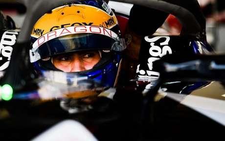 Sérgio Sette Câmara é a novidade para a reta final da temporada da Fórmula E (Foto: Divulgação)
