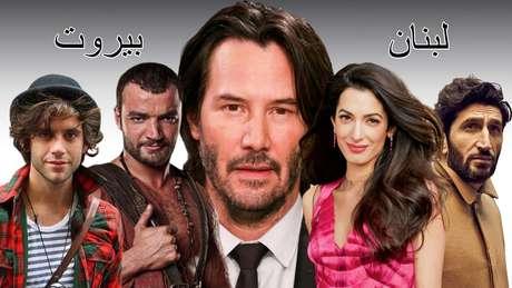 Mika, Nick E. Tarabay, Keanu Reeves, Amal Clooney e Fares Fares: nascidos na lendária Beirute