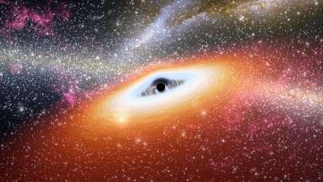 Buracos negros fizeram Mack se interessar pelo universo