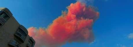 Nitrato de amônio foi considerado culpado pela explosão