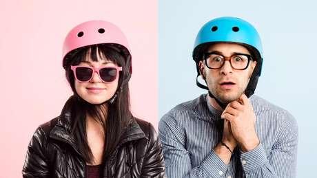 Os estereótipos de gênero determinam que homens devem gostar de azul, e mulheres de rosa, mas não há uma razão biológica para isso
