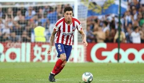 Desde que chegou ao Atlético de Madrid em 2013, o zagueiro uruguaio já disputou 186 partidas e marcou 8 gols (Foto: Divulgação / Atlético de Madrid / Site oficial)
