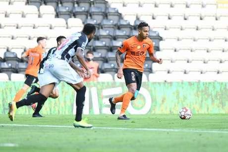Filipe Augusto foi um dos destaques da campanha do Rio Ave no Campeonato Português (Divulgação/Rio Ave)