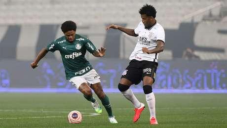 Corinthians e Palmeiras decidem o título paulista amanhã no estádio do Verdão