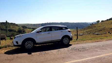 Na cidade ou na fazenda, novo SUV da Ford transmite status a quem o conduz.