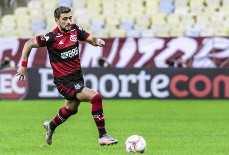 Arrascaeta chegou ao Flamengo no início de 2019 (Foto: Marcelo Cortes / Flamengo)
