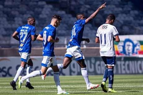 A Raposa vai para a Série B com um elenco renovado e jovem tentar a volta à elite nacional-(Gustavo Aleixo/Cruzeiro)