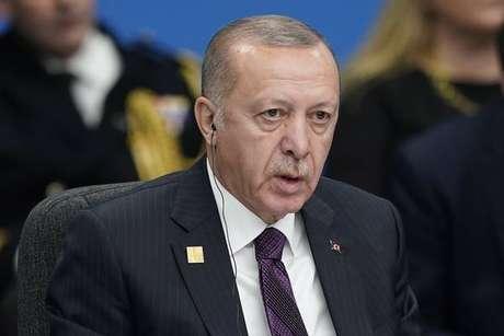 Erdogan ordenou retomada das explorações de petróleo e gás