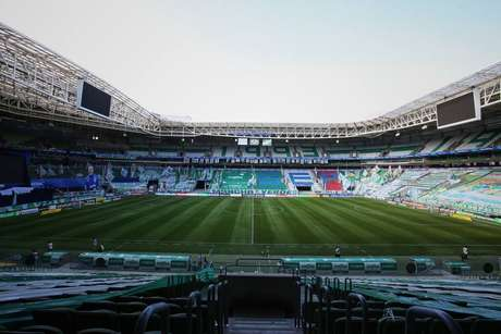 Allianz Parque não pôde receber público na final entre Palmeiras e Corinthians