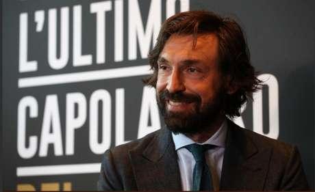 Pirlo voltou à Juventus recentemente (Foto: Reprodução)