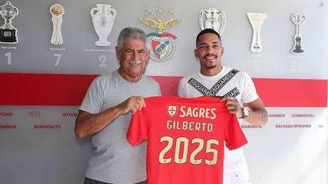 Com a camisa do Tricolor, Gilberto disputou 101 partidas e marcou onze gols em dois anos e meio (LUCAS MERÇON / FLUMINENSE F.C.)