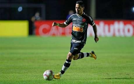 Yago Pikachu está na quinta temporada pelo clube de São Januário (Foto: Rafael Ribeiro / Vasco da Gama)