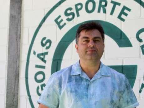 Presidente do Goiás, Marcelo Almeida, comentou sobre a reação do São Paulo sobre o adiamento do jogo (Foto: Divulgação/Goiás E.C.)
