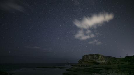 As Perseidas iluminam os céus da Anatólia desde tempos imemoriais