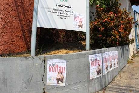 Retorno às aulasem Manaus é visto com desconfiança por alunos, professores e especialistas