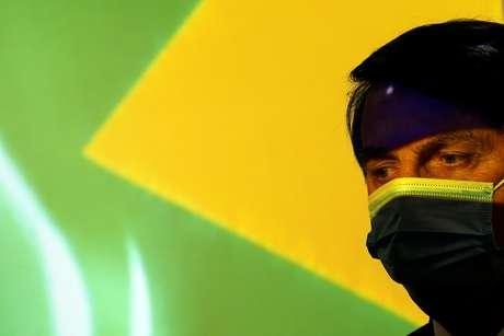 Presidente Jair Bolsonaro em Brasília 05/08/2020 REUTERS/Adriano Machado