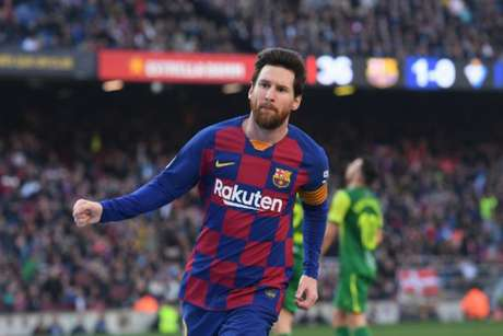 Messi foi eleito seis vezes o melhor do mundo (Foto: JOSEP LAGO / AFP)