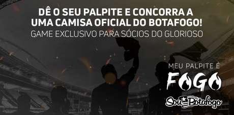 (Divulgação/Botafogo)
