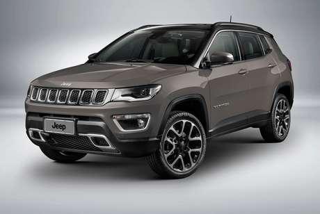 Jeep Compass: opção 4x4 a diesel na faixa do Territory e versões flex mais baratas.