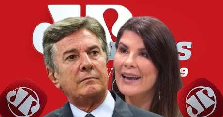 """""""Perdão pelo sofrimento que lhe causei"""", disse o senador Collor a Patrícia Calderón, da JP News Fortaleza"""