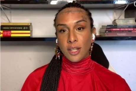 A cantora Linn da Quebrada fala sobre transfobia em banheiros públicos