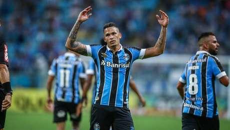 Luciano está no Grêmio desde o ano passado e já trabalhou com Diniz (Lucas Uebel/Grêmio)