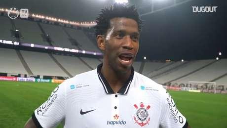 Gil é titular absoluto do Corinthians e está fora da estreia no Brasileirão (Reprodução / Dugout)