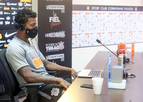 Gil é um dos pilares defensivos do Corinthians de Tiago Nunes (Foto: Rodrigo Coca/Ag. Corinthians)