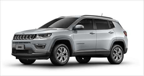 Jeep Compass acaba de atingir a marca de 200 mil unidades comercializadas no Brasil.