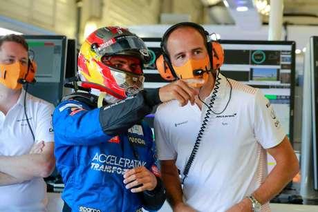 A Ferrari precisa de Carlos Sainz Jr. tão cedo quanto possível