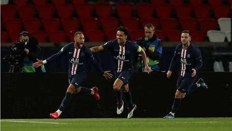 Neymar marca, PSG bate Borussia Dortmund e está nas quartas da Liga dos Campeões