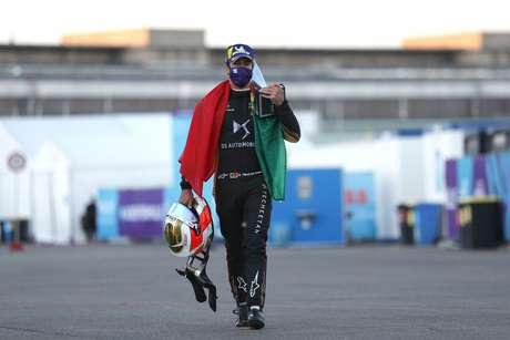 António Felix da Costa é o novo campeão da Fórmula E