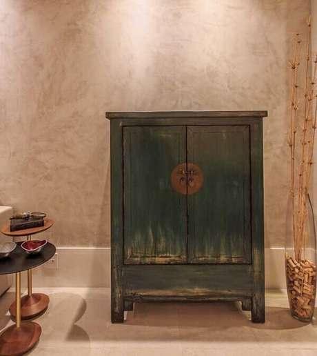 11- O marmorato é utilizado na decoração como destaque. Fonte: Pinterest