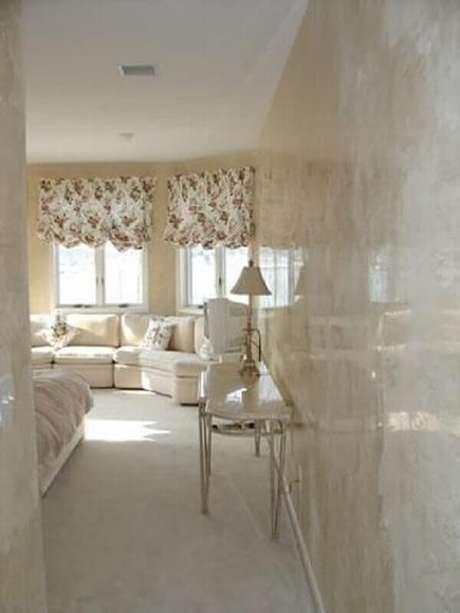 16- O marmorato é usado para valorizar todos os estilos de decoração. Fonte: Você Precisa Decor