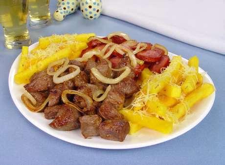 Guia da Cozinha - Receitas de petiscos para comer enquanto assiste aos jogos do Brasileirão