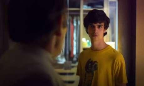 Marcello, filho de Hebe Camargo, foi interpretado por Caio Horowicz em série e em filme sobre a apresentadora