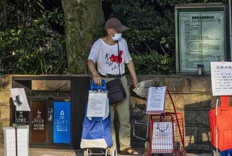 Caso em Xangai reacendeu debate sobre reinfecção por coronavírus