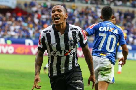Venezuelano estendeu contrato até 2021 há pouco tempo no Galo (Foto: Bruno Cantini/Atlético-MG)