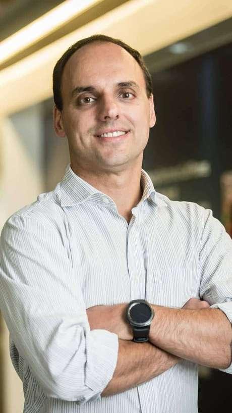 O gerente sênior de produto na divisão de dispositivos móveis da Samsung Brasil, Renato Citrini