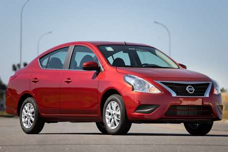 Nissan Versa V-Drive: novo posicionamento e troca de nome para abrir espaço à nova geração.
