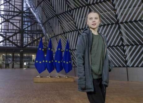 Greta Thunberg se reunirá com Merkel para debater questões climáticas