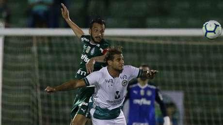 Última vez em que Palmeiras e Goiás se enfrentaram o time paulista venceu por 5 a 1 (Cesar Greco/Palmeiras)