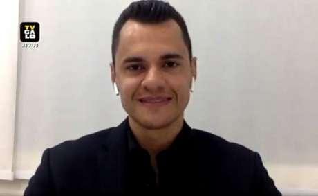 Leandro vê oportunidade de negócios mesmo com a crise causada pela pandemia da Covid-19-(Reprodução/TV Galo)