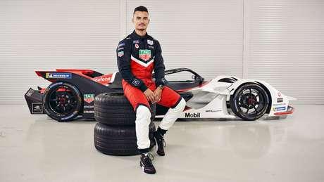 Pascal Wehrlein agora é piloto da Porsche na Fórmula E