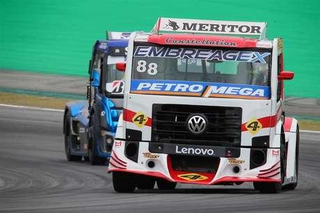 Beto Monteiro venceu a segunda consecutiva neste sábado (15) em Goiânia