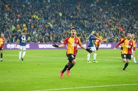 Falcao García pretende deixar o Galatasaray em 2021 (Divulgação: twitter Galatasary)