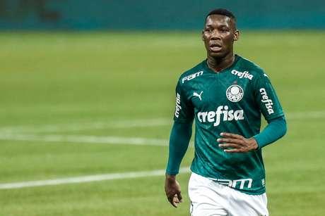 Patrick de Paula é o grande destaque do Palmeiras na temporada